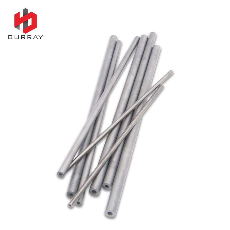 Good Mechanical Properties Carbide Rod with Single Hole