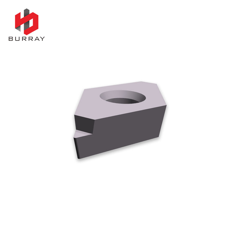 DCGW Carbide Superhard Material Matrix for Turning Insert
