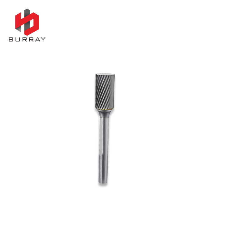 Tungsten Carbide Cylindrical Rotary Burrs for Contour Milling